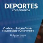 Deportes COPE Gipuzkoa 01/10/2020