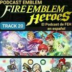 Nuevo banner Mercenarios, Podcast Emblem
