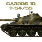 Carros10 #16 T-54/55 el Tanque de Batalla Soviético