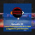 Postemporada de la NBA y jugadores galardonados