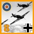 La Batalla de Inglaterra #8 ¡Atacad rápido! ¡Golpead duro! ¡Largaos! 19 de Agosto a 6 de Septiembre de 1940