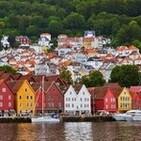 Nómadas - Bergen, puerto de los fiordos - 28/05/17