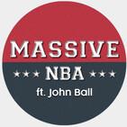 Massive NBA Ep. 292 | Los Lakers se llevan el primer partido de la final de la NBA - Dragic lesionado