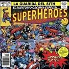 LGDS 7x09 (AO) BSO de Super Heroes. ¿Quien escucha a los supers?