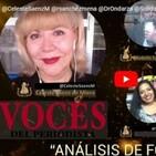 #VocesdelPeriodista 14 Ago 2020 @CelesteSaenzM @rsanchezmena @DrOndarza @Solidaridad1000