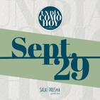 Un Día Como Hoy 29 de septiembre