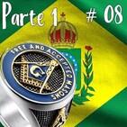 08- Maçonaria no Brasil. Parte 1 (audiobook)