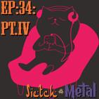 EPISODIO. 34- Pt. IV. Adiós a Ennio Morricone, amplificación musical, 40 años del álbum Back in Black y más.