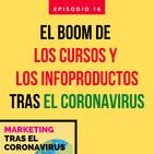 El BOOM de los cursos y los infoproductos tras el coronavirus
