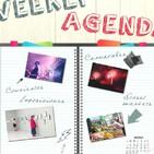 Raquel Cruz Weekly Agenda prog 20