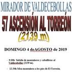 Ascensión al Torreón y Concentración de Caballos de Barruelo de Santullán