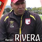 REVIVE! RUEDA DE PRENSA Hoy de #HaroldRivera técnico de @SantaFe previo al juego ante @Corpereira este Sábado 4 pm