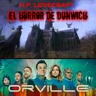LODE 8x27 –Archivo Ligero– El HORROR de DUNWICH de HP Lovecraft, The ORVILLE