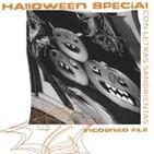 Special Halloween con Letras Sangrientas