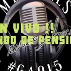 En vivo hablando de pensiones en Mexico viernes 24 07 2020