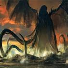 Charla sobre H.P Lovecraft