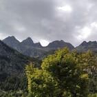 44.- Mochileros sumando tresmiles en el Valle de Tena (Aguja de Pondiellos, Garmo Negro, Algas N., Algas y Argualas)