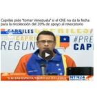 Eladoscuro Henrique Capriles Erdogan Turquia Siria 2016921