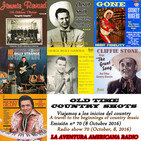 70- Old Time Country Shots (8 Octubre 2016)