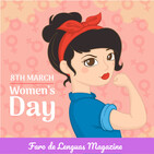8th March: woman's Day. FLM 6X3