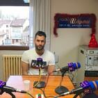 Entrevista a Jorge Pérez guardia civil y modelo