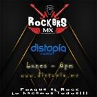 RockersMx en Distopia Radio - Programa #5 (14-Sep-2020)