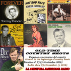73- Old Time Country Shots (5 Noviembre 2016)