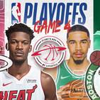 Previa Miami Heat - Boston Celtics G4 24.09.2020
