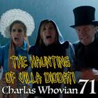 Charlas Whovian 71: The Haunting of Villa Diodati