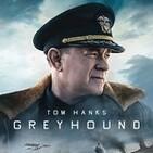 Greyhound: Enemigos Bajo el Mar (2020) #Bélico #IIGuerraMundial #Submarinos #peliculas #audesc #podcast