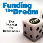 Getting your game in stores - Funding the Dream on Kickstarter Ep 83 with Aldo Ghiozzi