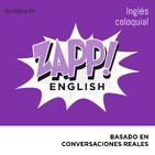 Publicidad - Zapp Ingles Coloquial 3.29