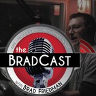 BradCast 5/8/2013 (Syria Chemical Weapons; Election Reform)