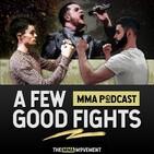 UFC 236 Fallout with Brendan Dorman, Jose 'Shorty' Torres | #7