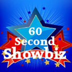 60 Second Showbiz: Wednesday 10th October