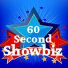 60 Second Showbiz: Monday 8th October