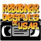 Rebobinar después de usar: tu podcast de cine