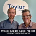Taylor's Business English Podcast