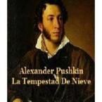 La Tempestad De Nieve (Alexander Pushkin)