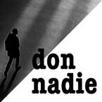 don nadie, el audiolibro