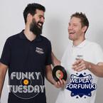 Funky Tuesday Radio Show!