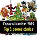 Especial Navidad 2019: Top 5 los peores cómics