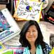 255 - Yoko Shimomura cómo Pii-Chan en Capcom