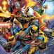 La Viñeta. X-Men: La Guerra de Magneto. Batman: oscuras Lealtades. Los Toretto de Abu Dhabi en sus autos locos.