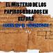 EL CASO DE LOS PAPIROS ROBADOS EN OXFORD - Luces en el Horizonte