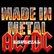 Made in Metal 205 Especial 40 Aniversario del Back in Black