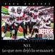 NFL Resumen de la semana 6 - El dominio de las defensas