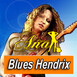 ANA POPOVIC · by Blues Hendrix
