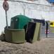 OMIC AYUNT. ARACENA CON JUANI ALCAIDE 9-10-19 campaña mal uso de contenedores