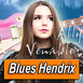 ALLY VENABLE · by Blues Hendrix